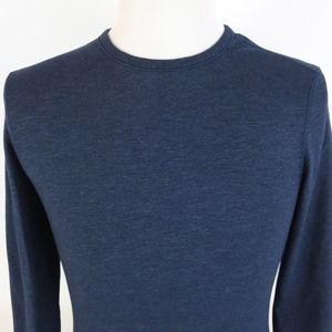 Lululemon Small 5 Year Basic L/S Tee Shirt Blue B